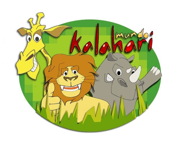 Logo Mundo Kalahari